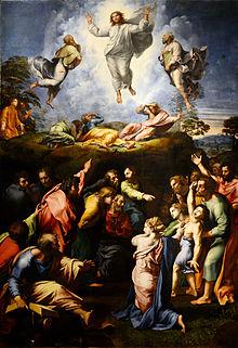 'The Transfiguration', Raphael (1516-1520)