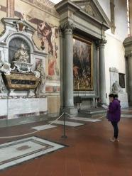 Galileo's Grave Monument