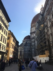 View of Piazza del Duomo
